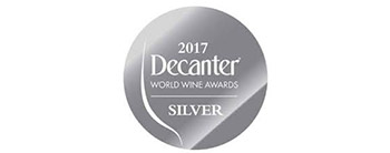 Decanter WWA 2017 – Silver medal